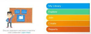 Aplikasi berbagi persentasi nearpod untuk mengajar dosen