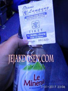 Ongkos Trans Lampung Bandara Raden Inten Kota Bandar Lampung