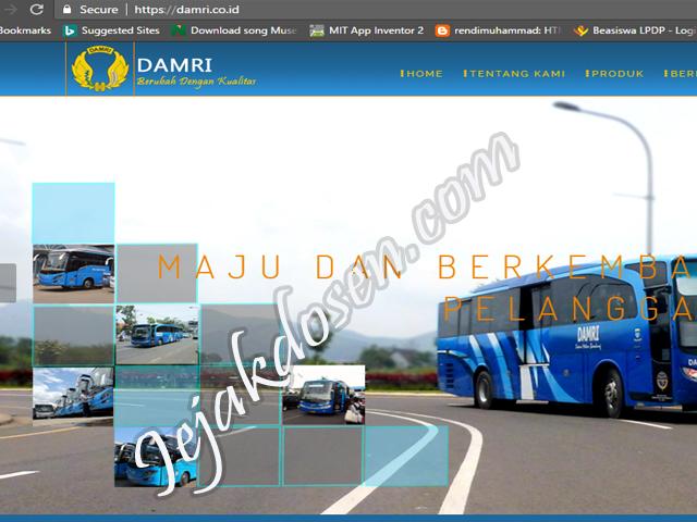 Ongkos Bus Damri Dari Bandara Soekarno Hatta Ke Gambir