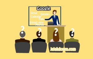 Produk Google yang tidak diketahui oleh pengguna internet