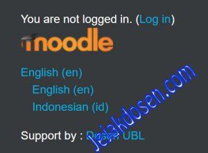 Cara Konfirmasi semua user atau pengguna di Moodle Terbaru