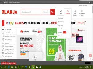 Situs Jual Beli Online dibuat Anak Indonesia