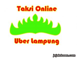 Syarat daftar Taksi Online Uber Bandar Lampung