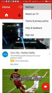 Filter Content Video di Youtube untuk anak