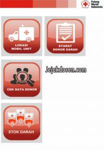 Cara cek data donor darah PMI Lampung secara online