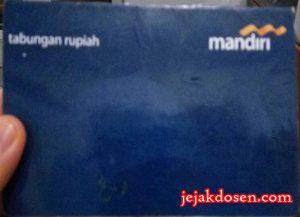 Syarat menganti kartu atm bank mandiri yang expired atau kadaluarsa