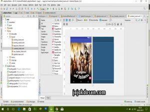 Cara membuat file Apk di Android Studio terbaru