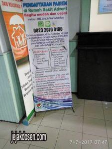 Cara Daftar Berobat di Rumah Sakit Advent Bandar Lampung