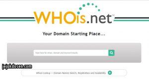 Cara cek data lengkap pemilik sebuah website secara online