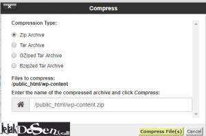 Hati hati Setelah Update wordpress data blog hilang