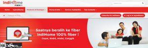 Biaya pasang paket internet indihome di Bandar Lampung