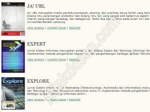 Syarat Penerbitan Jurnal ilmiah berkala di kampus