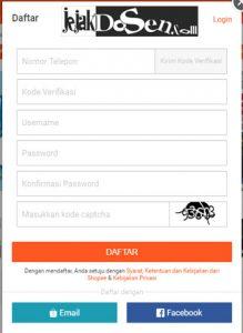 Belanja online di Shopee gratis ongkos kirim