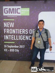 Pengalaman mengikuti Conference GMIC Indonesia 2017