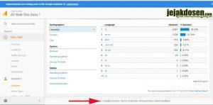cara menambahkan link website di footer wordpress