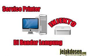 Tempat Service Printer murah di Bandar Lampung