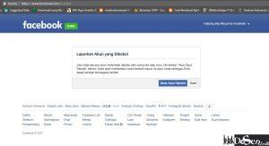 Cara mudah mengembalikan akun facebook yang di hack