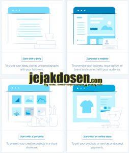 Bagaimana cara membuat website di wordpress