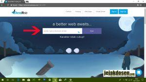 Sewa Hosting dan domain termurah untuk website di Indonesia