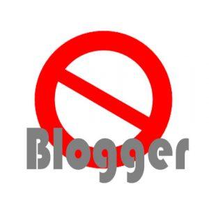 Hal yang tidak boleh dilakukan oleh blogger pemula