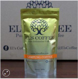 Embrio Ekonomi Kreatif di Lampung Berkembang bersama els coffee