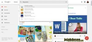 Cara Optimalisasi Google plus untuk meningkatkan visitor blog