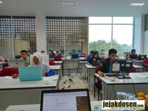 Pengalaman Jadi juri Lomba kompetensi siswa SMK Bandar Lampung