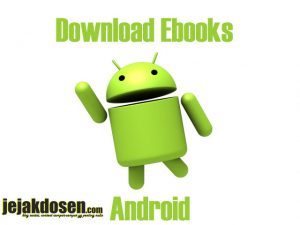Ebook materi android untuk pemula untuk referensi