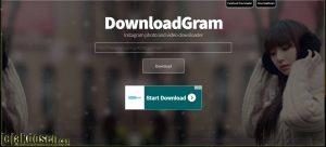 Cara download video dan gambar di Instagram