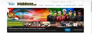 Cara mendaftar anggota Polri secara online terbaru