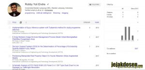 Cara menambahkan artikel secara manual di google Scholar