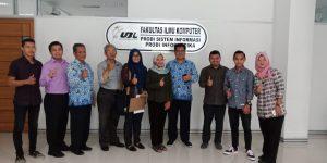 Mahasiswa prodi Informatika UBL mengikuti Lomba inovasi daerah