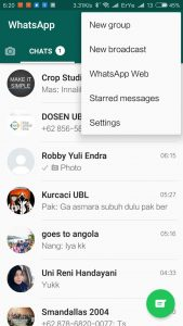 Mengetahui fungsi Verifikasi dua langkah WA atau Whatsapp