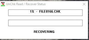 Apa Itu File CHK dan Bagaimana cara kembalikan file CHK