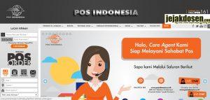 Kirim motor murah antar pulau menggunakan Pos Indonesia