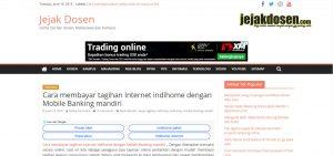 Mengenal Halaman Amp atau Accelerated Mobile Pages untuk blog