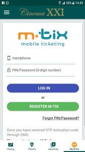 Fungsi MTix dan Bagaimana cara mendaftar dan menggunakan MTix