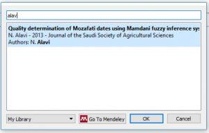 Cara membuat citasi dan daftar pustaka otomatis menggunakan mendeley