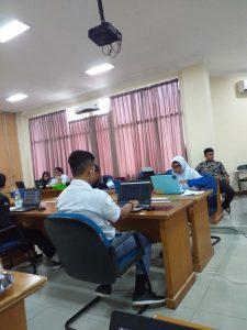 Kembali Menjadi Juri Lomba LKS SMK Tingkat Kota Bandar Lampung Tahun 2019